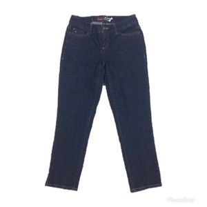 Tommy Hilfiger spirit crop jeans size 2